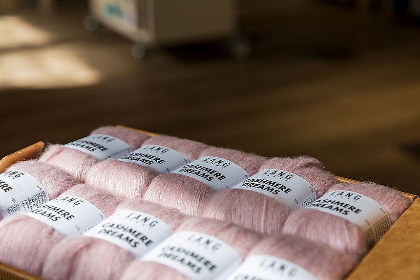Feinste Wolle